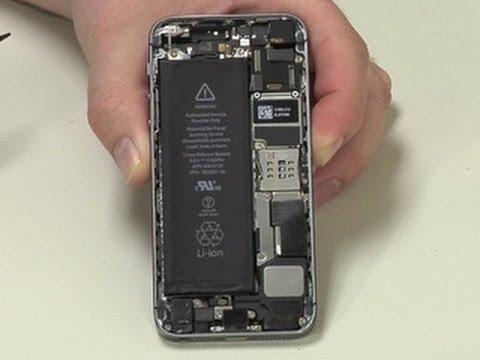 Cracking Open - Apple iPhone 5S