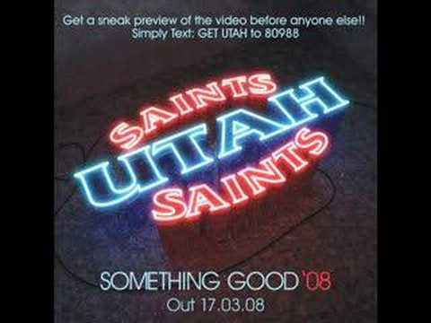 Utah Saints - 'Something Good 08' (Audio Only)