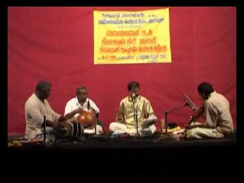 11 Vidwan M Narayan - Tillana In Raga Suruti - Aditaala.avi video