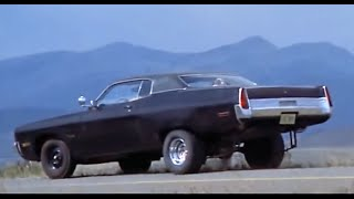 '73 Plymouth Fury III in Thunderbolt and Lightfoot