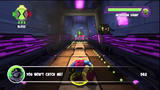 Ben 10 omniverse video game walkthrough part 1