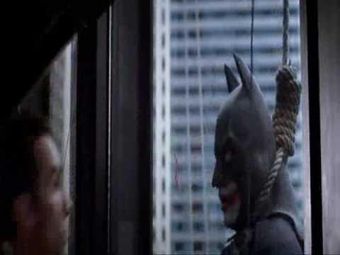 Бетмена повесим