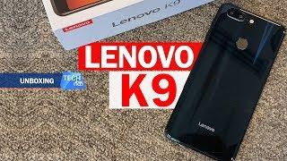 LENOVO K9: नया बजट स्मार्टफोन | Unboxing | Tech Tak