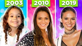 EVOLUÇÃO FASHION - Bruna Marquezine | Diva Depressão
