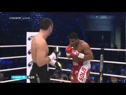 Vitali Klitschko - Odlanier Solis - K.O. Round 1