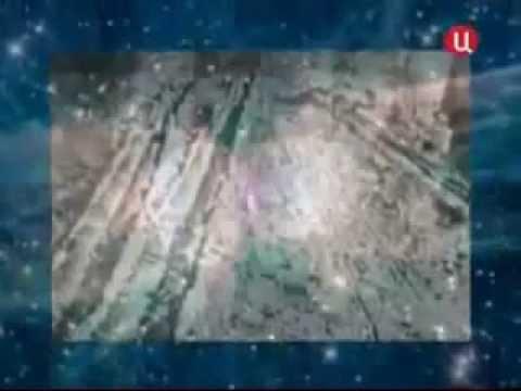 Небесный город, плывущий в космосе [imbf.info]