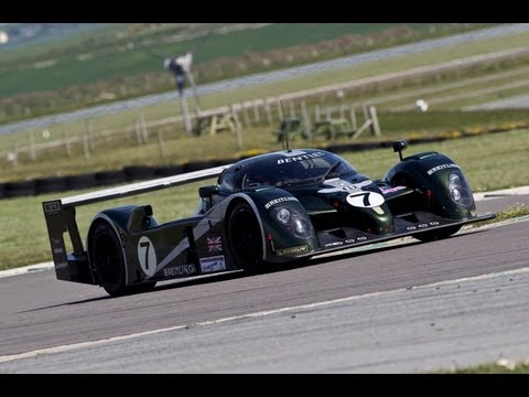 217mph Bentley Speed 8 Le Mans winner driven - autocar.co.uk