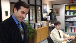 The Office: Michael's Birthday. part 1 - 3