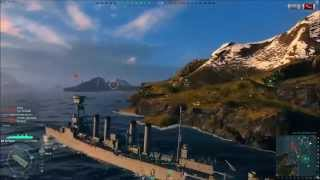 Гуфовский в World Of Warships (22/03)
