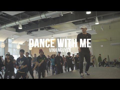 112 - Dance With Me | Vinh Nguyen Choreography | SAYAW 2017 Workshops