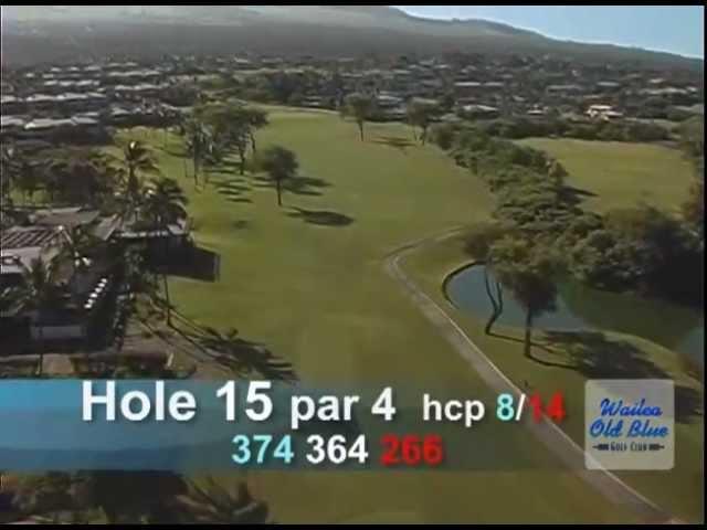 Hole No. 15