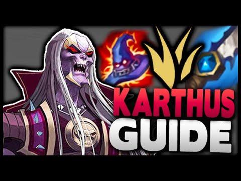 Karthus jungle guide
