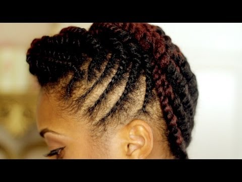 Holiday Updo Hair Tutorial
