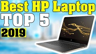 TOP 5: Best HP Laptops 2019