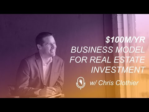Memphis Invest's $100M/yr Business Model For Real Estate Investment w/ Chris Clothier