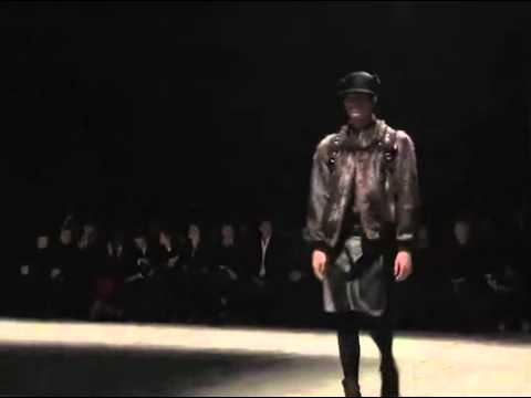 Givenchy Menswear Fall Winter 2011 2012 Full Fashion Show