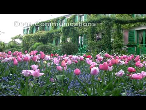 Monet's Home and Garden in Giverny - May 2010