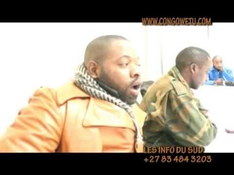 MESSAGE FORT DE HENRY MUKE A CAPE TOWN AFRIQUE DU SUD