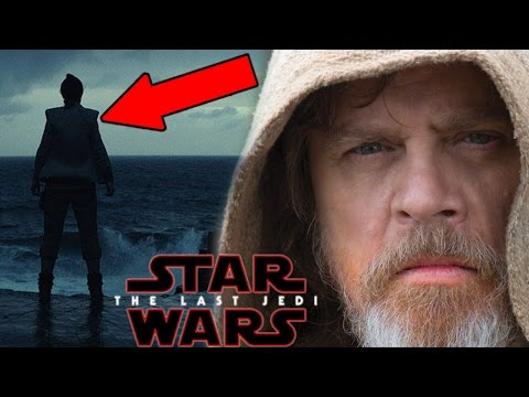 Star Wars 8 The Last Jedi Trailer BREAKDOWN Luke Skywalker and The Whills