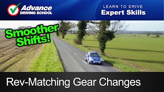 Rev-Matching Gear Changes  |  Learning to drive: Expert skills
