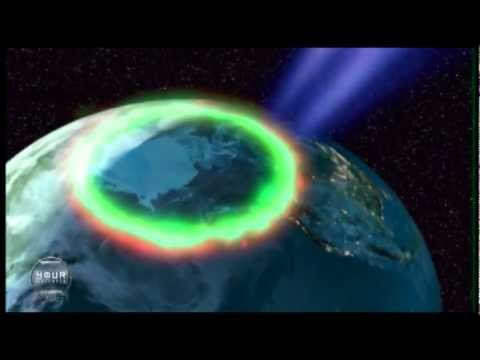 Aurora: Sun's Shimmering Energy Shocks Earth's Magnetic Field | Video