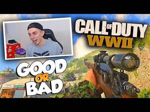 WHAT I REALLY THINK ABOUT WW2! (Call of Duty: World War 2 Reaction)