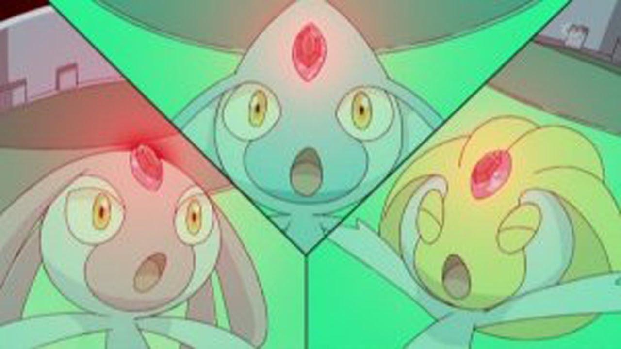 Pokemon Light Platinum Episode 78 Sinnoh Lake Guardians