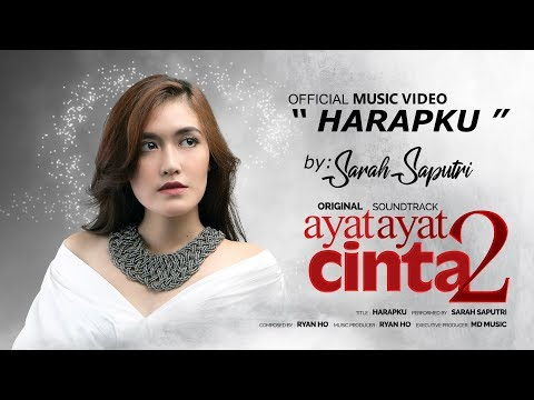 Sarah Saputri - Harapku     Soundtrack A
