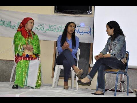 فيديو: ملخص الأمسية التي نظمتها تلميذات القسم الداخلي بثانوية مولاي عبد الله الشريف بوزان بمناسبة اليوم العالمي للمرأة