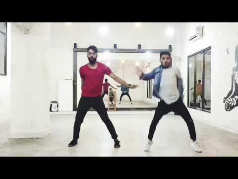 Dil luteya Vs Mi Gente | Dance Video | Remix | Punjabi | Harsh Bhagchandani Choreography thumbnail