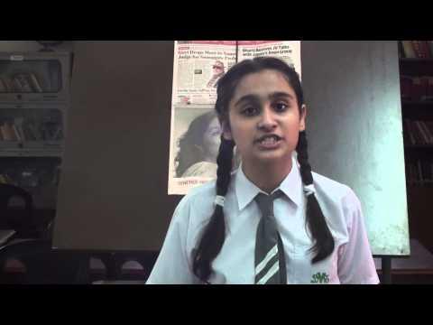 English Debate Competition St. Marks Public School Janak Puri...