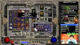 Diablo 2 Paladin Any% World Record! - 2:03:57