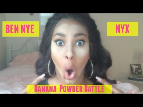 Ben Nye Banana Powder Dupe?! Demo and Review + Baking/Cooking Tutorial!