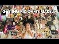 HUGE Makeup Collection Decluttering (Indonesia)