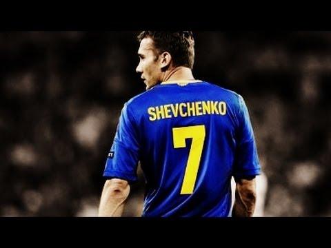 Andriy Shevchenko ● Best Goals Ever ● 1996-2012