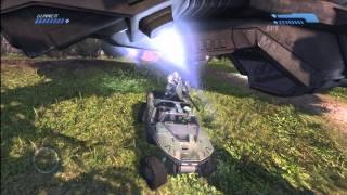 Halo Anniversary Legendary Walkthrough: Mission 2 - Halo
