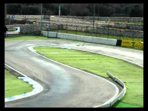 Warm Up Italian National championship RC 1/10 F2 touring Locorotondo AMSCI