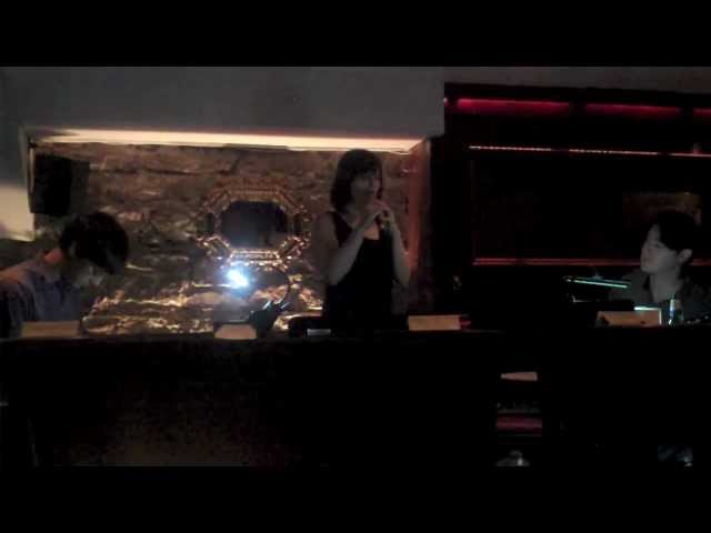 "Maria Neckam sings ""I'll Be Seeing You"" with Mike Moreno and Glenn Zaleski"