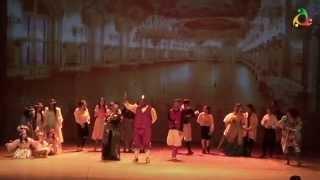 Sessões de teatro para alunos da rede estadual de ensino