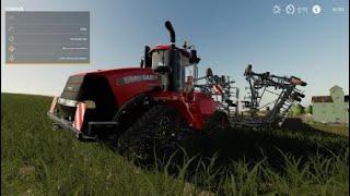 Farming Simulator 19_Case Quadtrac series da 525 hp con coltivatore da 24 metri_Gamlay ITA_