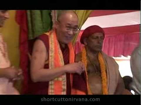 Short Cut to Nirvana - The Dalai Lama at the Kumbh Mela
