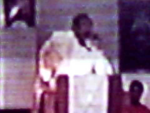 Rev.Horace Hughes -  I'm Pressing On. part 3