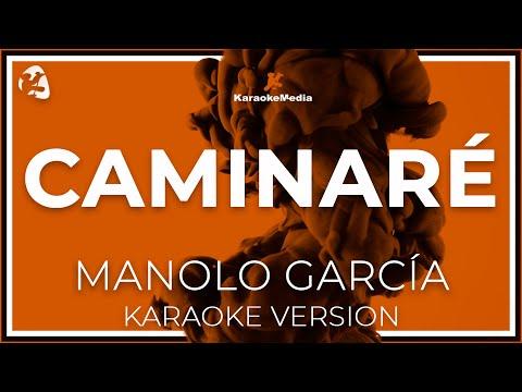 Manolo Garcia - Caminare (Karaoke)