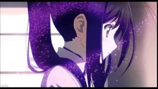 Anime Purple Girls Amv