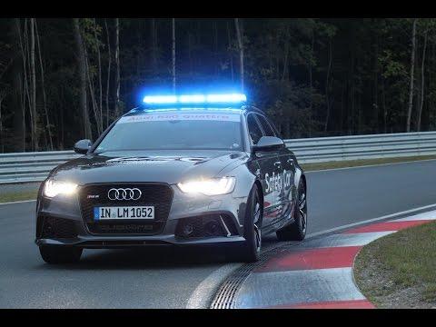 AusfahrtTV Track Check: Bilster Berg mit dem Audi RS6 und Frank Schmickler