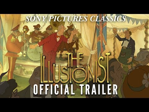 THE ILLUSIONIST (2010) official movie trailer in HD!