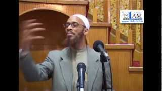 Why the Sahabah did not Look at Men Without the Beard…FUNNY Sh. Khalid Yasin…