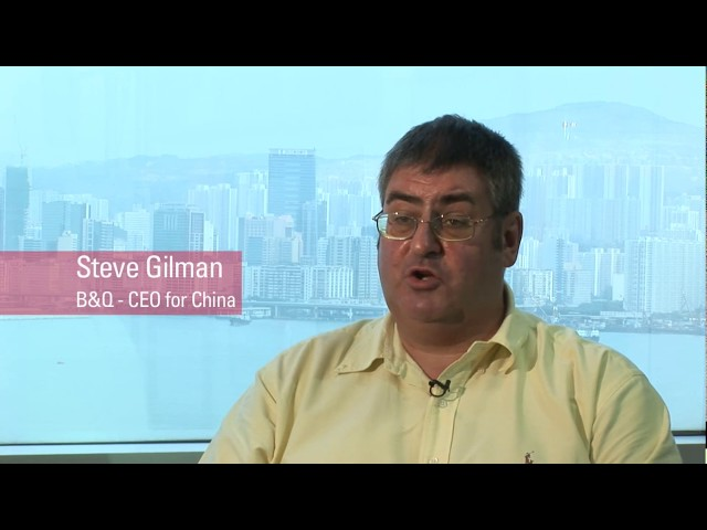 UKTI: Doing business in China - Long term vision & conclusion - Part 6
