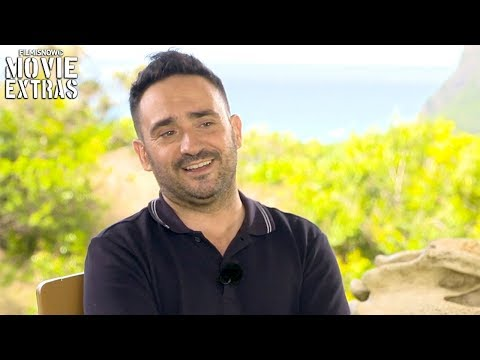 JURASSIC WORLD: FALLEN KINGDOM | J.A. Bayona Talks About His Experience Making The Movie