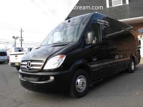 Mercedes Sprinter RV Conversion - Airstream Interstate Class B Motorhome For Sale